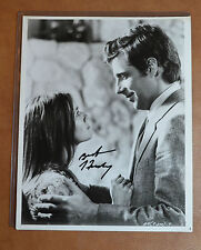 Barbara Hershey Authentic Autograph 8x10 Movie Still from The Baby Maker