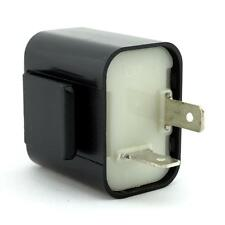 12 Volt Solid State Motorcycle Indicator Relay 2 Pin 20 Amp In-Line Scooter Bike