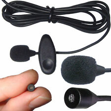 MINI CLIP ON LAPEL MICROPHONE for SENNHEISER EW100 EW300 EW500 G2 G3 SK SKW EW