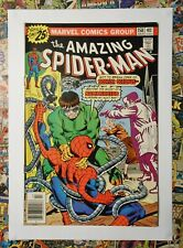 AMAZING SPIDER-MAN #158 - JUL 1976 - DR OCTOPUS APPEARANCE - VFN- (7.5) CENTS!
