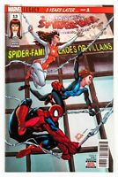 Amazing Spider-Man: Renew Your Vows #13 (2017 Marvel) Stegman Cover! Unread! NM