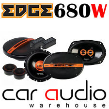 BMW Mini One R50 Harmon Kardon EDGE 680 Watts Front & Rear Car Speaker Kit