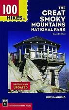 USED (GD) 100 Hikes in The Great Smoky Mountains National Park, Second Edition