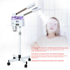 Professional Facial Steamer Hot and Cold Ozone Steaming Face Skin Spa Care US