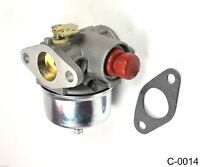 CARBURETOR Carb w/ Gaskets for Tecumseh 632795A TVS ECV LAV Series Engines  C-14