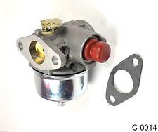CARBURETOR Carb w/ Gaskets Fit Tecumseh 632795A TVS ECV LAV Series Engines Fr US