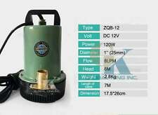 Farm & Ranch Solar Powered Submersible Deep Well DC Water Pump,DC 12V,26FT Green