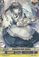 CARDFIGHT VANGUARD CARD: NIGHTMARE DOLL, SYDNEY - G-CHB03/042EN C