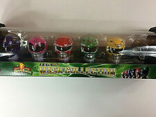 Brand New Power Rangers Legacy Mask Collection