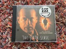 The Sixth Sense Soundtrack Score CD James Newton Howard Varese Sarabande