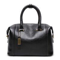 Women Tote Handbag Ladies Soft Genuine Leather Crossbody Messenger Shoulder Bag