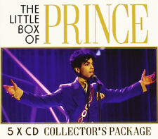 Prince : The Little Box of Prince CD 5 discs (2018) ***NEW*** Quality guaranteed
