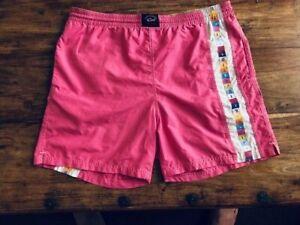 Paul Shark Size M Swimming Shorts