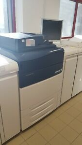 Xerox Versant 80 digital printer