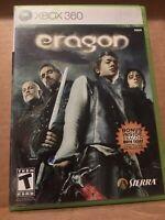 Eragon (Microsoft Xbox 360, 2006) ~ Complete ~