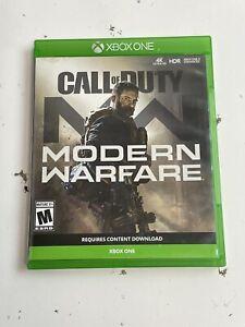 Call of Duty Modern Warfare Microsoft Xbox One