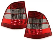 Fanali posteriori LED Mercedes Benz W163 M-Klasse  red/fumè