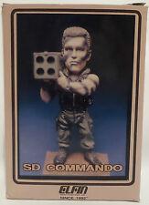 COMMANDO: Arnold Schwarzenegger stile SD COMMANDO MORBIDO VINILE MODEL KIT