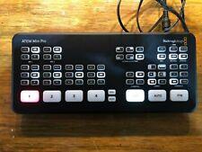 New listing Blackmagic Design Atem Mini Pro Switcher