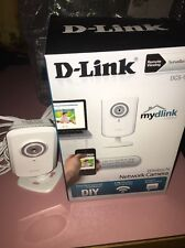D-Link DCS-930L Wireless N Network Surveillance Camera W/ Remote Viewing
