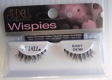 Ardell Strip Lashes Fashion Baby Demi Wispies Black (Pack of 4)