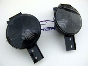 MINI ONE D COOPER S JCW GP-KIT CABRIO R50/R52/R53 SMOKED TURN SIGNALS LIGHTS