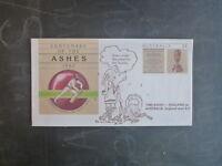 1985 AUSTRALIA vs ENGLAND ASHES SOUVENIR COVER