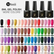 MTSSII 213 Couleur UV Gel Nail Art Semi Permanent Vernis à ongles Multiple DIY