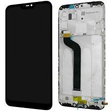 Xiaomi Mi A2 Lite Komplettes LCD Display Touchscreen Schwarz + mit Rahmen !