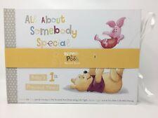 Winnie The Pooh Baby First 5 Years Record Book Gift Hallmark Keepsake