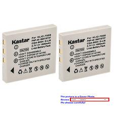 Kastar Replacement Battery for Kodak KLIC-7005 K7600-C 1615350 EasyShare C763