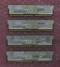 4 x 1GB Samsung M395T2953CZ4-CE61 PC2-5300F-555-11 Fully Buffered ECC