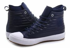 Converse Chuck Taylor All Star CTAS Wp Boot Hi Blue Leather 157490C MSRP $120