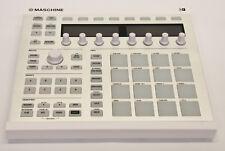 Native Instruments NI MASCHINE MK2 MkII White - Music Production MPC & Software