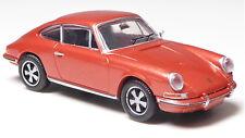 H0 BREKINA Personenkraftwagen Porsche 911 pinkmetallic Sportfelgen NEU ! # 16229