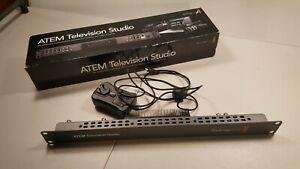 ATEM Television Studio - Blackmagic Design - SDI & HDMI inputs/outputs
