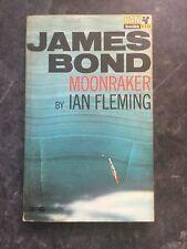 James Bond: Moonraker - Ian Fleming PB (1965) Pan