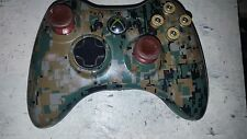 Evil controllers, modded xbox 360 controller w/ bullet buttons