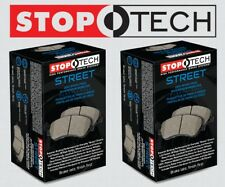 [FRONT + REAR SET] STOPTECH Street Performance Disc Brake Pads STP9336