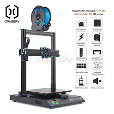 More details for artillery sidewinder x1 3d printer 300*300*400mm printing dual z-axis tft