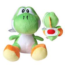 Cute Super Mario Bros Yoshi Animal Soft Plush Doll Kids Baby Boy Girl Toy Gift #