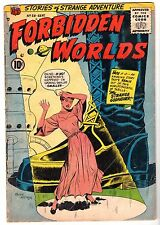 Forbidden Worlds #58, Very Good Condition*