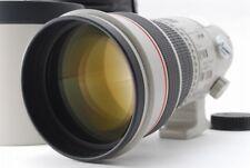 [AB Exc+] Canon EF 300mm f/2.8 L USM AF Lens w/ Case Hood From JAPAN Y3682