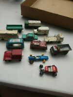 Vintage Lot Matchbox Lesney Die Cast Cars 12 total cars fast shipping