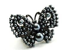 Butterfly Pearl Costume Jewellery