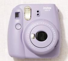 Fujifilm- Instax mini 9 Instant Film Camera - Color Lilac(Lavender)