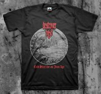 DESTROYER 666 'Cold Steel'  T shirt
