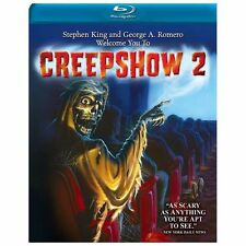 Creepshow 2    *Brand New*  (Blu-ray Disc, 2013)