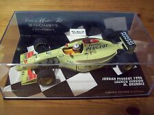 1/43 JORDAN 1996 Launch Version PEUGEOT de Martin Brundle