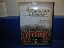 Forgotten Champs (DVD, 2007) Story of 1961 Stanley Cup Chicago Blackhawks